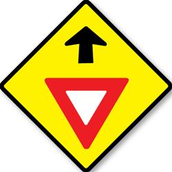 giveway-ahead